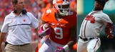 College Countdown: What's next, Clemson? Tigers' Gallman, Braves' Jenkins' picks