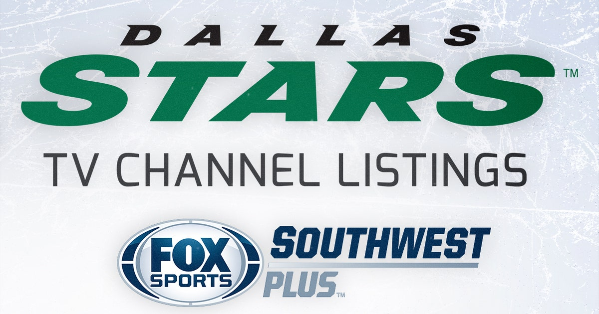 Stars On Fox Sports Southwest Plus Channel Listings Fox