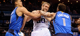 Mavericks' struggles continue with loss to Hornets
