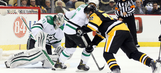 Stars fall in Pittsburgh for 3rd straight loss