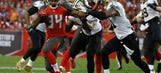 Bucs hold off Saints for 5th straight victory