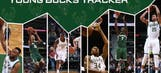 Young Bucks Tracker: Season summary