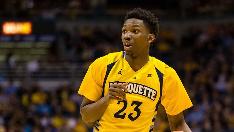 Reinhardt, Johnson lead Marquette in home-opening win over Howard