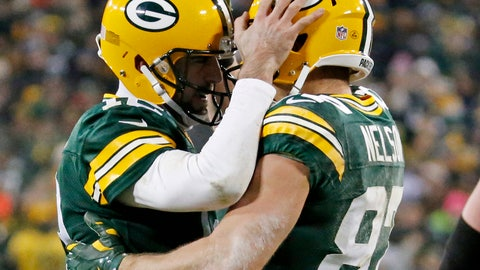 Minnesota Vikings at Green Bay Packers, 1 p.m. FOX (711)