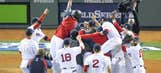 Red Sox knock off Cards in 6 games