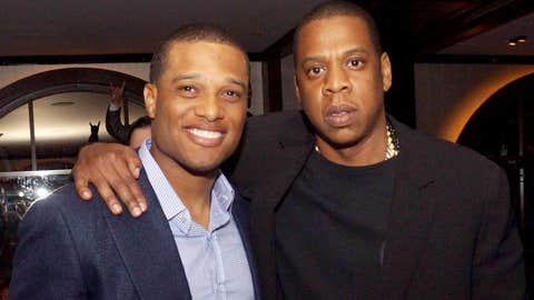 Jay-Z - Owner, Roc Nation Sports
