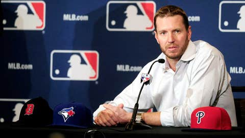 December 2009: Trade Roy Halladay to Phillies