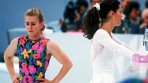 1994: The Nancy Kerrigan and Tonya Harding saga