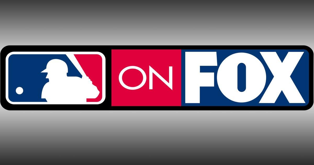 2016 Mlb On Fox Broadcast Schedule Fox Sports