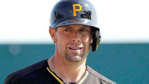 Pittsburgh Pirates: Chris Stewart, C (35)