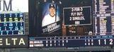 Give Yankees scoreboard spelling error on Ellsbury