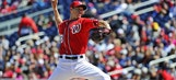 Nats send RHP Jordan to Triple-A; gave up HR No. 499, 500 to Pujols
