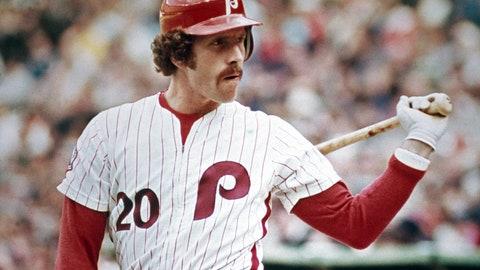 Mike Schmidt: Philadelphia Phillies (1972-1989)