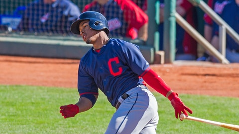 New faces: Who's who at Indians major-league camp