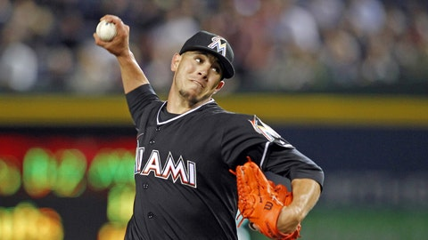 April NL Pitcher of the Month: Jose Fernandez, Marlins