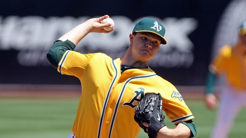 April AL Pitcher of the Month: Sonny Gray, A's