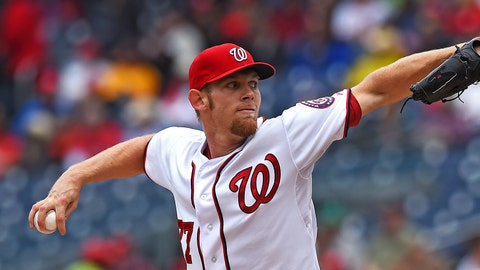 Stephen Strasburg (debuted June 8, 2010)