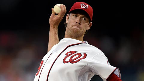Doug Fister, Nationals