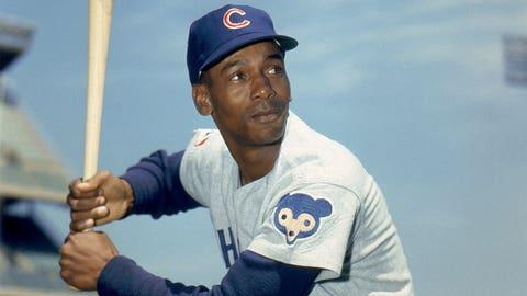4. Ernie Banks