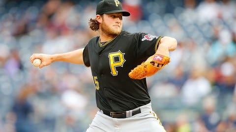 2011: Gerrit Cole — Pittsburgh Pirates