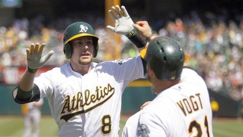2. Oakland Athletics