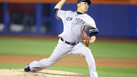 May AL Pitcher of the Month: Masahiro Tanaka, Yankees