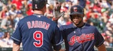 Gomes, Santana play long ball, power Indians over Rangers