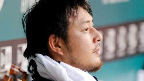 Iwakuma in line for a better 2015?