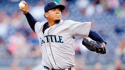 June AL Pitcher of the Month: Felix Hernandez, Mariners