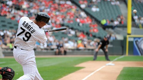 June AL Rookie of the Month: Jose Abreu, White Sox
