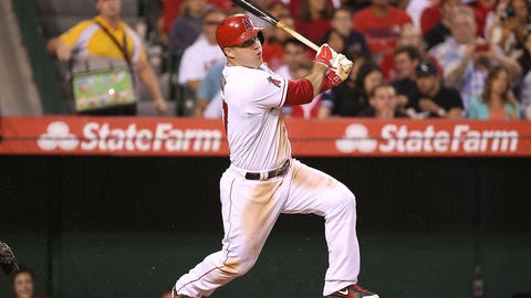 June AL Player of the Month: Mike Trout, Angels