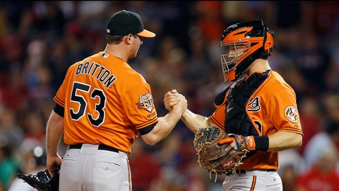 12. Baltimore Orioles