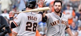 Belt, Morse hit big homers late as Giants beat Padres in 10