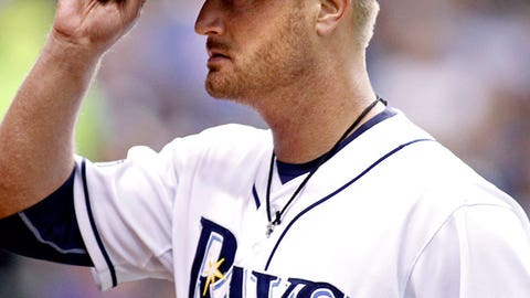 Alex Cobb, SP, Rays