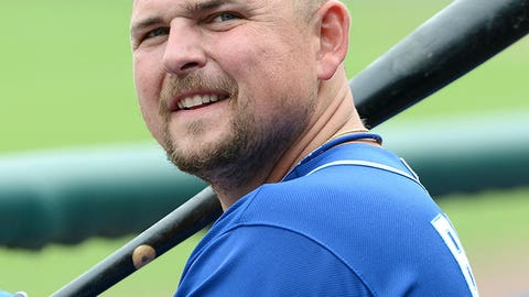 Billy Butler, DH, Royals