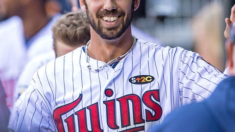 Chris Colabello, RF, Twins