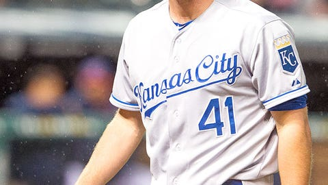 Danny Duffy, SP, Royals
