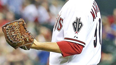 Evan Marshall, RP, Diamondbacks