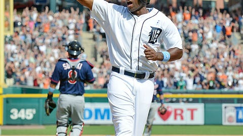 Torii Hunter, RF, Tigers