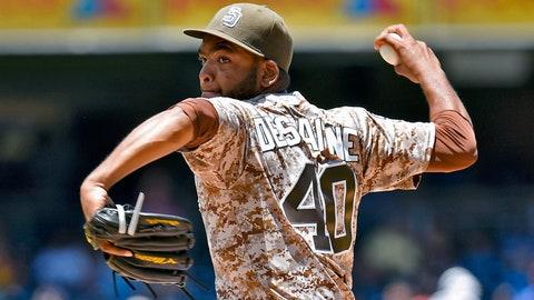 25. San Diego Padres