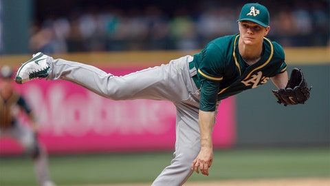 July AL Pitcher of the Month: Sonny Gray, A's