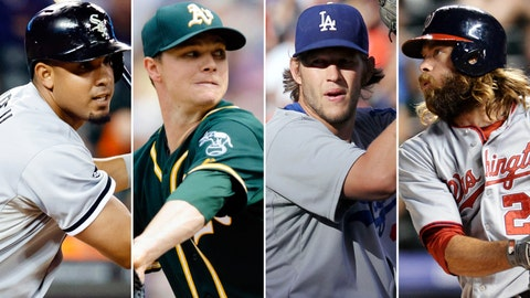 July: Players & Pitchers of the Month
