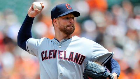 18. Cleveland Indians