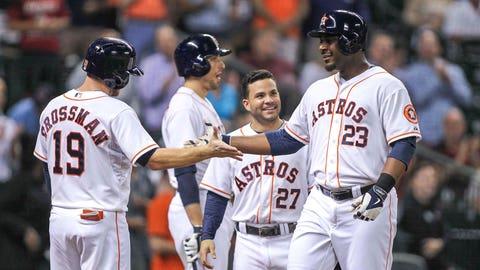 24. Houston Astros