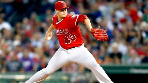 3 things to watch: Is Garrett Richards a fad or a trend?