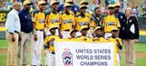 LLWS: Chicago's Jackie Robinson West tops Las Vegas for U.S. title