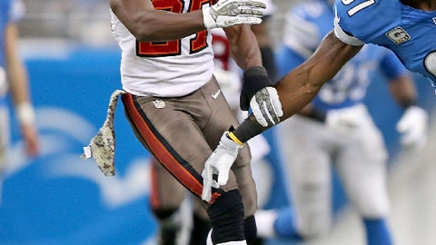 Johnthan Banks, CB, Buccaneers