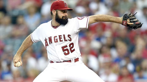 August AL Pitcher of the Month: Matt Shoemaker, Angels