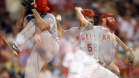 August AL Rookie of the Month: Matt Shoemaker, Angels