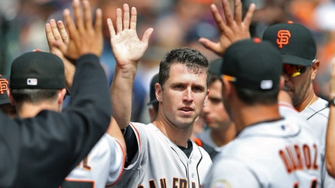 7. San Francisco Giants
